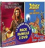 echange, troc Braveheart / Astérix et les indiens - Bi-pack 2 DVD
