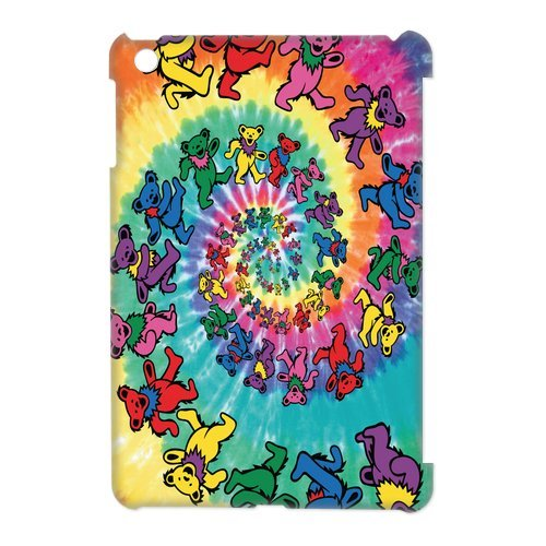 Generic Cell Phones Cover For Apple Ipad Mini Case Ipad Mini 2 Case Customize Music Band Grateful Dead And Dancing Bears Hard Snap On Phone Cases