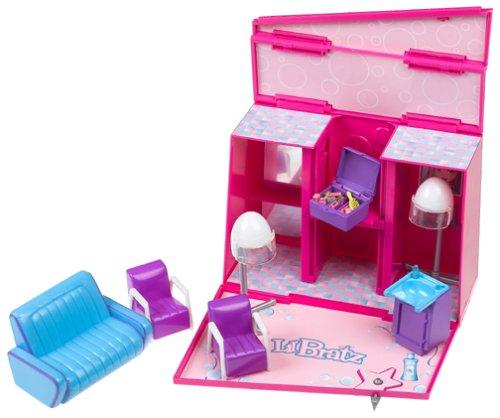 Lil' Bratz Life Style Salon Playset - Buy Lil' Bratz Life Style Salon Playset - Purchase Lil' Bratz Life Style Salon Playset (Bratz, Toys & Games,Categories,Dolls,Playsets,Fashion Doll Playsets)