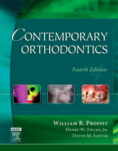 Contemporary Orthodontics 4th Edition
