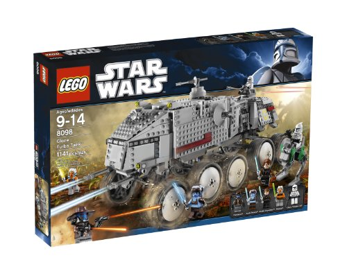 51N48eeokAL Buy  LEGO Star Wars Clone Turbo Tank (8098)