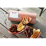 "Pink Butcher Paper Roll 18"" X 150' in Durable Carry Tube"
