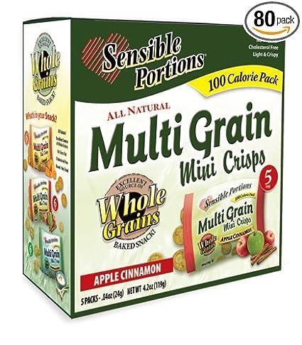 multigrain fruit crisps apple crisp fiber 24 ct apple crisp apple ...
