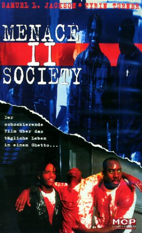 Menace II Society [VHS]