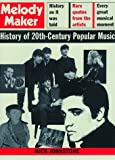 img - for Melody Maker History of 20th-Century Popular Music book / textbook / text book