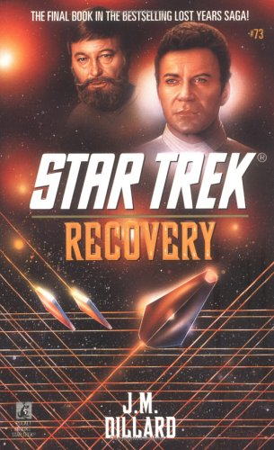 Image for Recovery (Star Trek, Book 73)