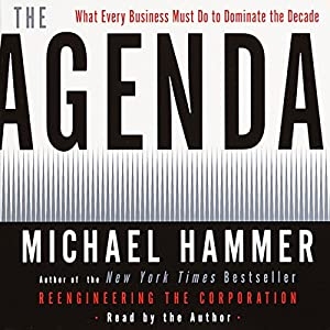 The Agenda Audiobook