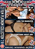 echange, troc XXX UK: Amateur 3-Some [3 Films] [Import anglais]