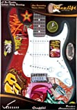 Facelift Strat Decal Overlay, Stars N Stripes