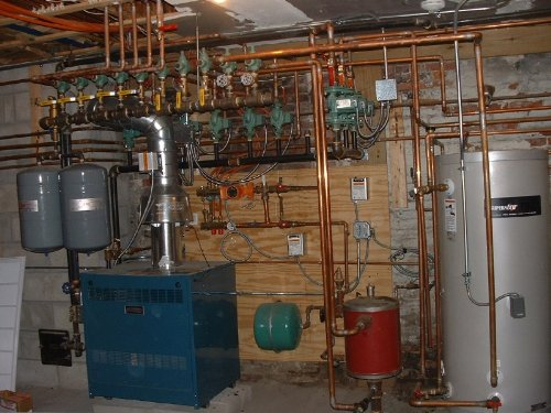 Hydronic Heating Systems Infobarrel
