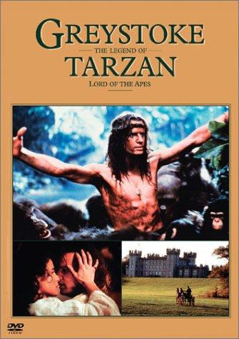 グレイストーク 類人猿の王者 ターザンの伝説