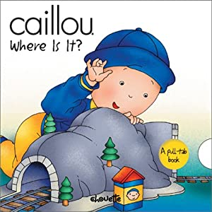 Where is It? (Caillou) Tipeo