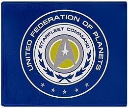 CafePress Starfleet Command Throw Blanket - Standard Multi-color