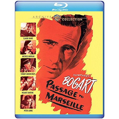 Blu-ray : Passage To Marseille