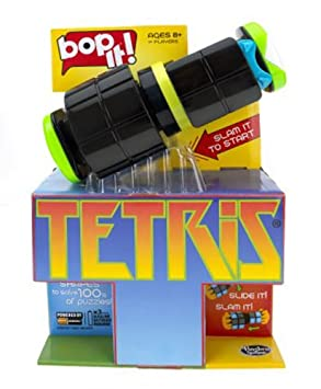 Hasbro – A2013 – Bop It ! Tetris – Version Anglaise (Import Royaume-Uni)
