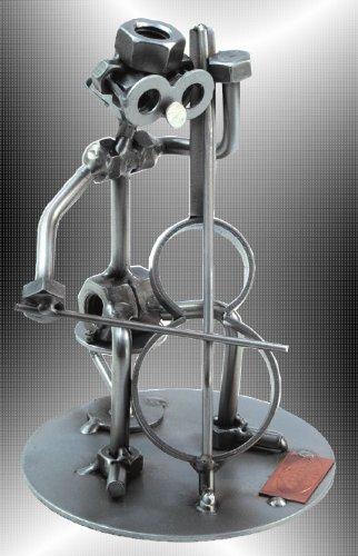 Boystoys-HK-Design-Schraubenmnnchen-Cello-Streicher-Metall-Art-Geschenkideen-Deko-Skulptur-Musiker-Musikinstrumente-hochwertige-Original-Figuren-handgefertigt