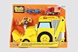 Learning Curve Take Along Bob The Builder Scoop Carry Case & 3 Vehicles