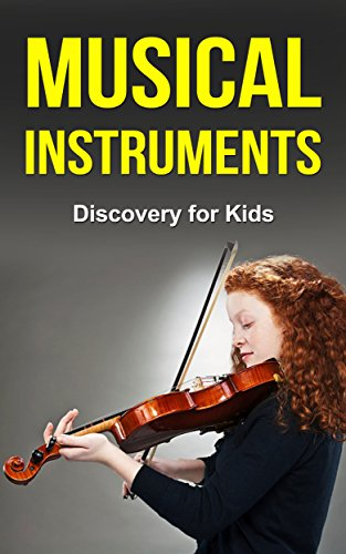 musical-instruments-discovery-for-kids-english-edition