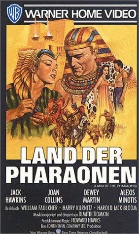 Land der Pharaonen [VHS]