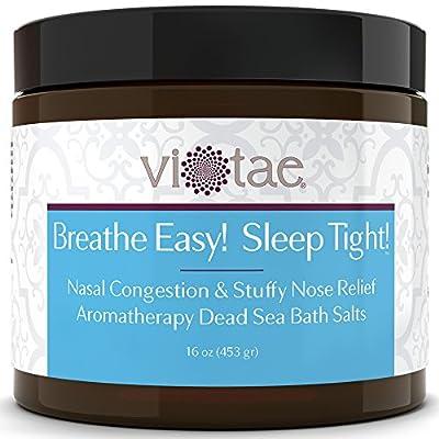Aromatherapy Dead Sea Bath Salts