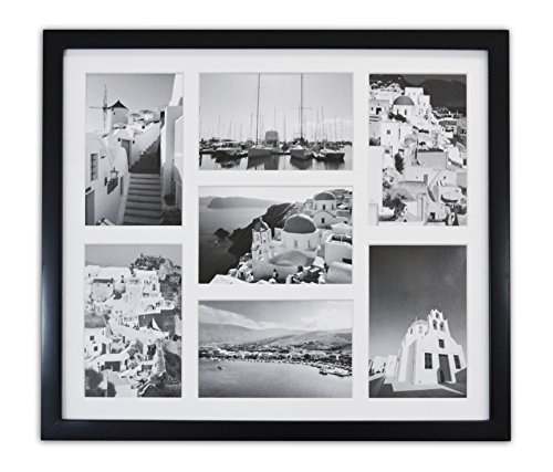 golden-state-art-137x157-black-photo-wood-collage-frame-with-real-glass-and-white-displays-7-4x6-pic