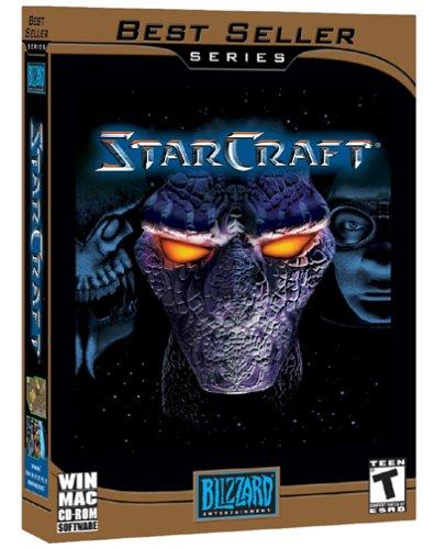 Best Seller Series Starcraft - PC MacB00009ECGK
