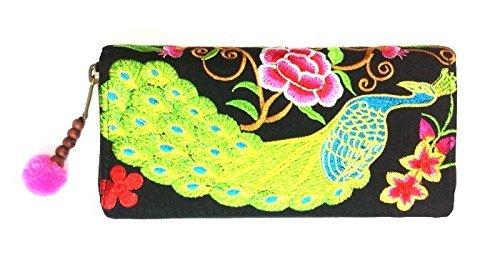 wallet-by-jp-embroidery-peacock-flower-zipper-wallet-purse-clutch-bag-handbag-iphone-case-handmade-f