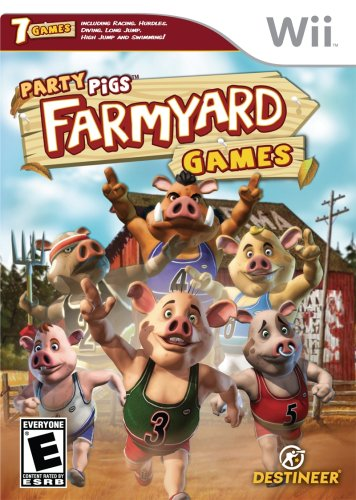 Party Pigs Farmyard Games