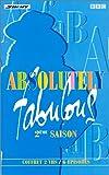 echange, troc Absolutely Fabulous - VOST : Saison 2 [VHS]