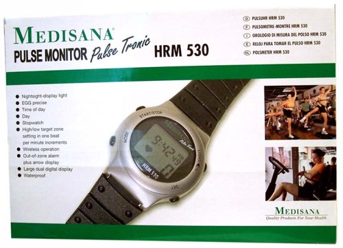 Buy Low Price Medisana Pulse Tronic Heart Rate Monitor HRM 530 (HRM 530)