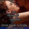 The Viscount's Surprise: Damsels in Breeches Regency Series, Book 2 (       UNABRIDGED) by Anne Marie Novark Narrated by Pearl Hewitt