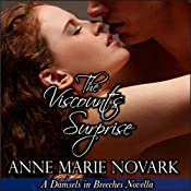 The Viscount's Surprise: Damsels in Breeches Regency Series, Book 2 | Anne Marie Novark