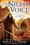 img - for The Night Voice: A Novel of the Noble Dead book / textbook / text book