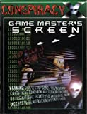 Conspiracy X: Game Masters Screen