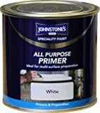 Johnstones Specialty Paints All Purpose Primer White 250ml