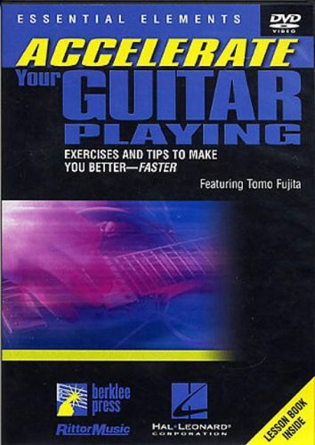 Accelerate Your Guitar Playing [DVD]