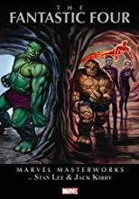 Marvel Masterworks: The Fantastic Four, Volume 2