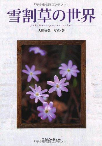 雪割草の世界 (アクアライフの本)