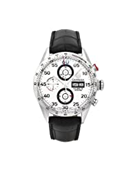 TAG Heuer Men's CV2A11.FC6235 Carrera Calibre 16 Swiss Automatic Chronograph Watch
