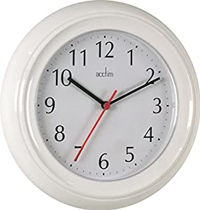 Wycombe Wall Clock (White)