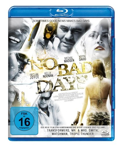 No Bad Days [Blu-ray]