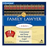 Family Lawyer 2003 Essentials (Jewel Case)
