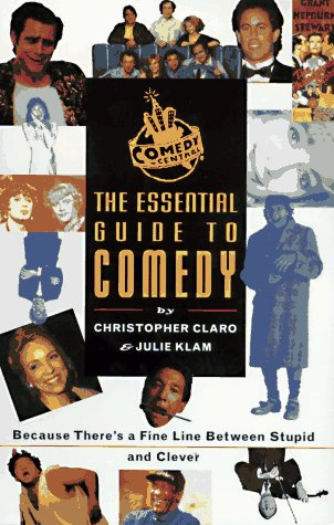 comedy-central-the-essential-guide-to-comedy-because-theres-a-fine-line-between-clever-and-stupid