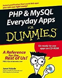 PHP & MySQL Everyday Apps For Dummies (For Dummies (Computer/Tech))