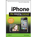 iPhone: The Missing Manual, 4th Edition ~ David Pogue