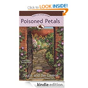 Poisoned Petals: Peggy Lee Garden Mystery Series, Book 3