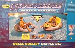 Swimline Water Sports Delta Dueler Battle Set