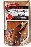 直火焼 りんごカレールー甘口 170g