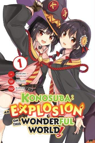 Konosuba An Explosion on This Wonderful World!, Vol. 1 (manga) (Konosuba An Explosion on This Wonderful World! (manga)) [Akatsuki, Natsume] (Tapa Blanda)