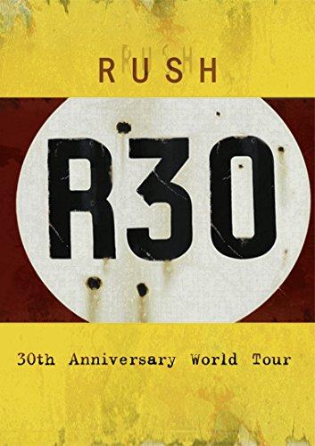Rush - R30 (2 Dvd)